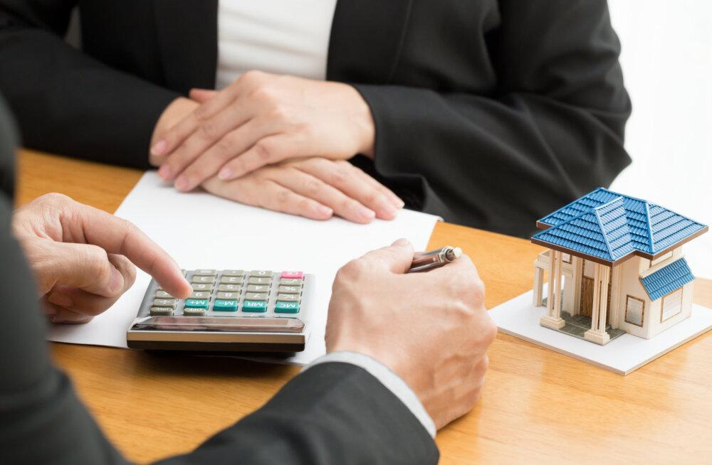 Hakkad maja ehitama ja soovid pangast laenu saada? Vaata, milline peab olema pangale esitatav maja ehituskalkulatsioon (lisatud näidis)