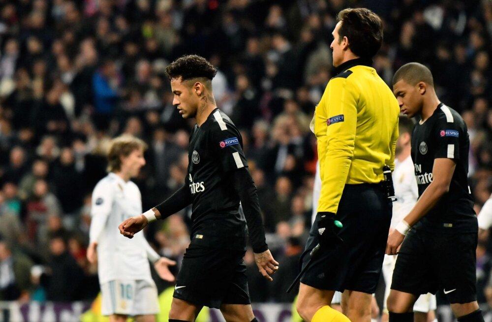 VIDEO | Kas Neymar pidanuks sukeldumise eest punase kaardi saama?