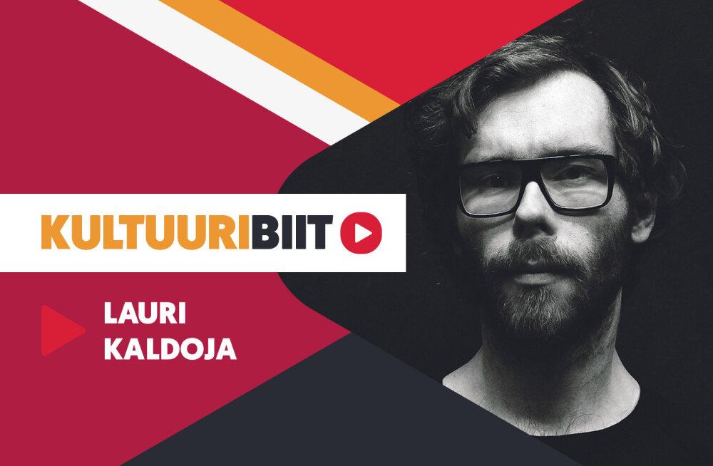 KULTUURIBIIT | Näitleja Lauri Kaldoja playlist