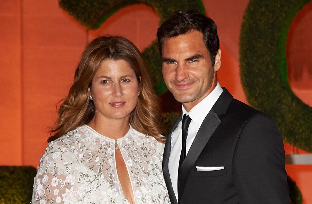 Federer: ei ole garantiid, et kunagi uuesti Wimbledonis mängin