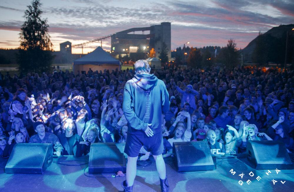 """Фестиваль """"Звук гор"""" в Кохтла-Нымме посетят гости из России, Швеции, Украины и Эстонии"""