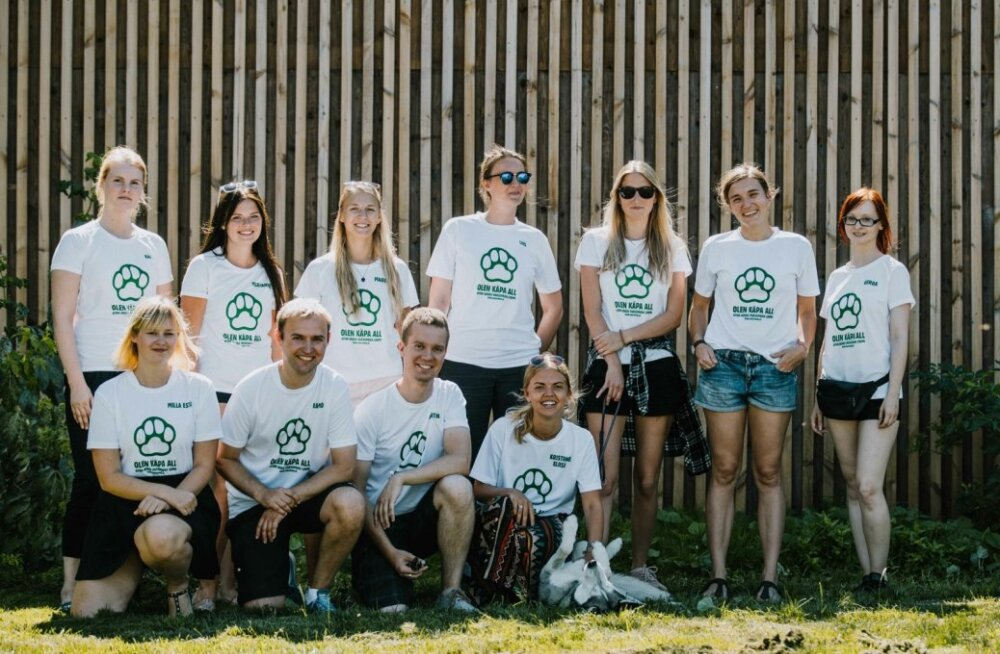 Tallinna loomade varjupaiga 2. sünnipäev