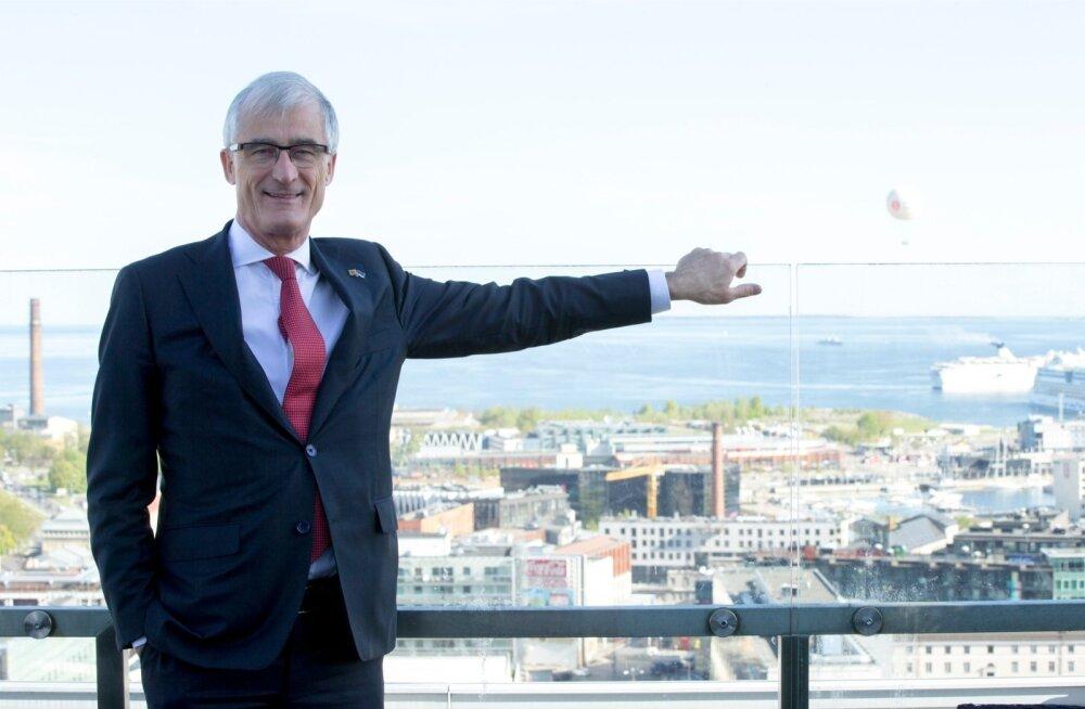 Flandria peaminister Geert Bourgeois nentis, et ta sooviks avalike teenuste digiteerimise kohta Eestilt palju õppida.