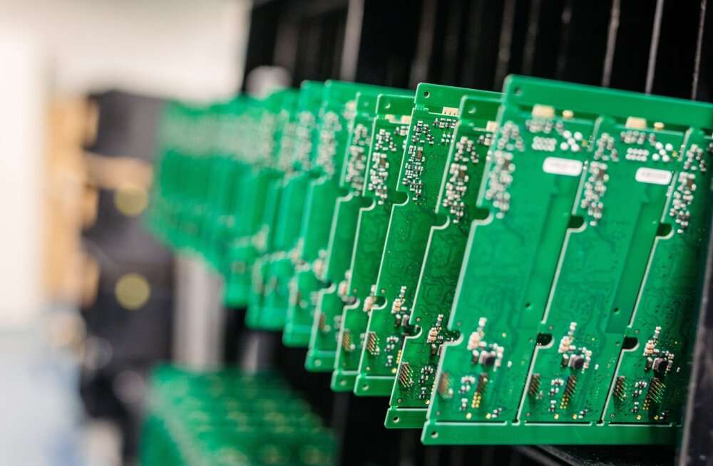 Региональным предприятием года признан производитель электроники с Сааремаа