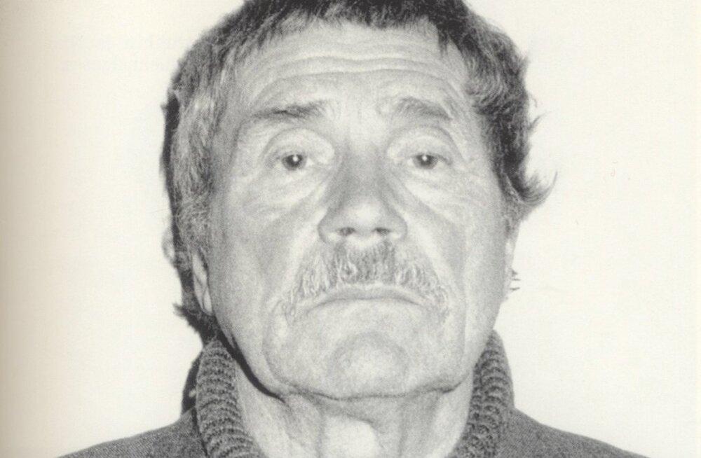 Vassili Mitrohhin 1992. aasta aprillis esimesel kohtumisel SISiga.