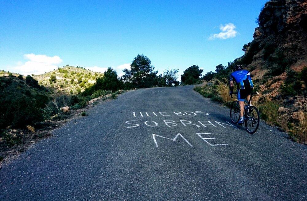 Harrastusrattur jäi ilma 8500eurosest jalgrattast, mille ta Omnivaga Hispaaniasse saatis