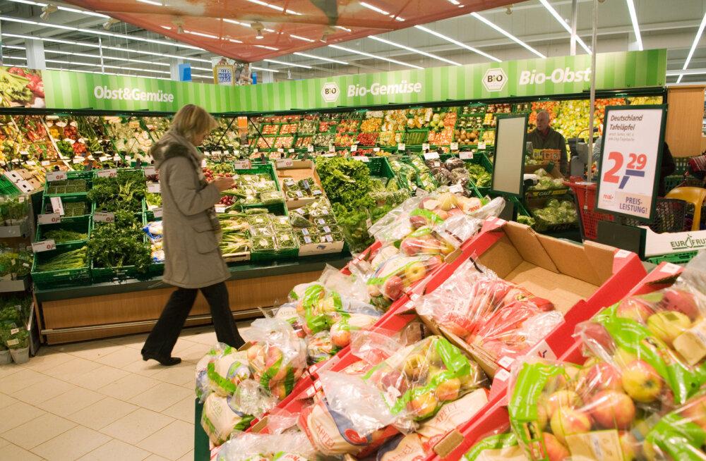 Idaeurooplased käivad Saksamaalt süüa toomas. Põhjus on hirmutav: meil müüdav toit on puhas rämps