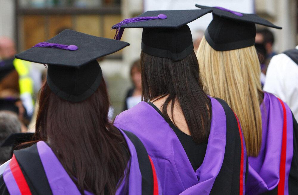 Brexit võib teha Eesti üliõpilastel Suurbritannias õppimise keeruliseks