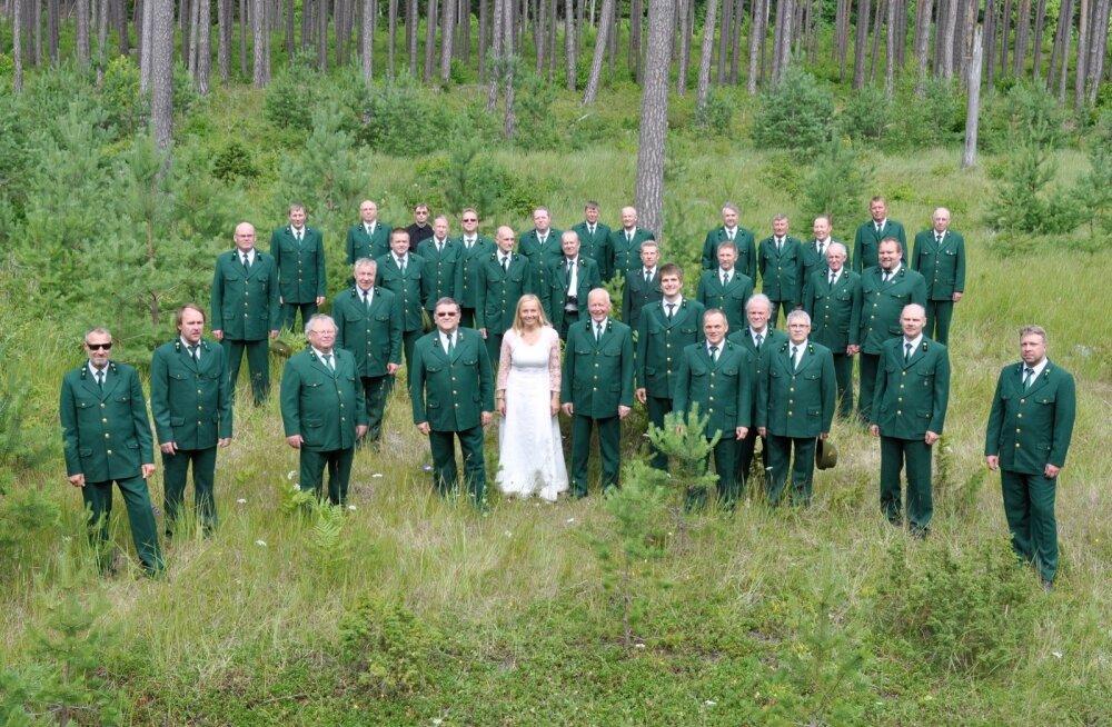 Metsameeste koor Forestalia.