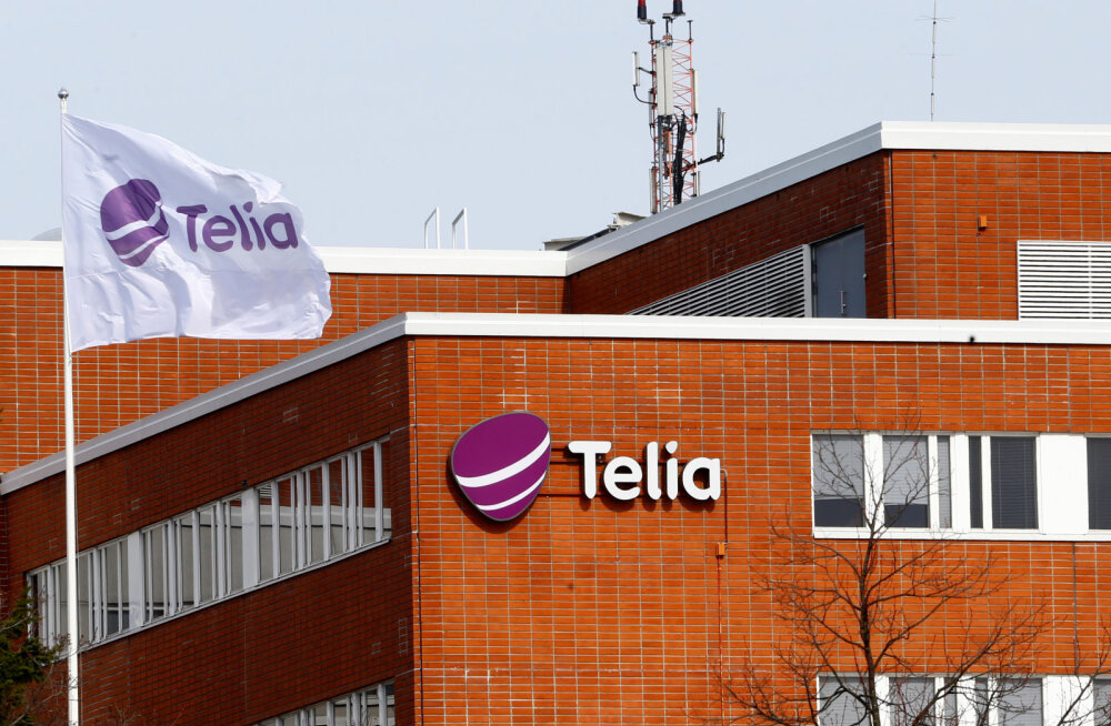 Taani telekomi aktsia hüppas spekulatsiooni tõttu 6%. Telia ei ole ostuläbirääkimisi pidanud
