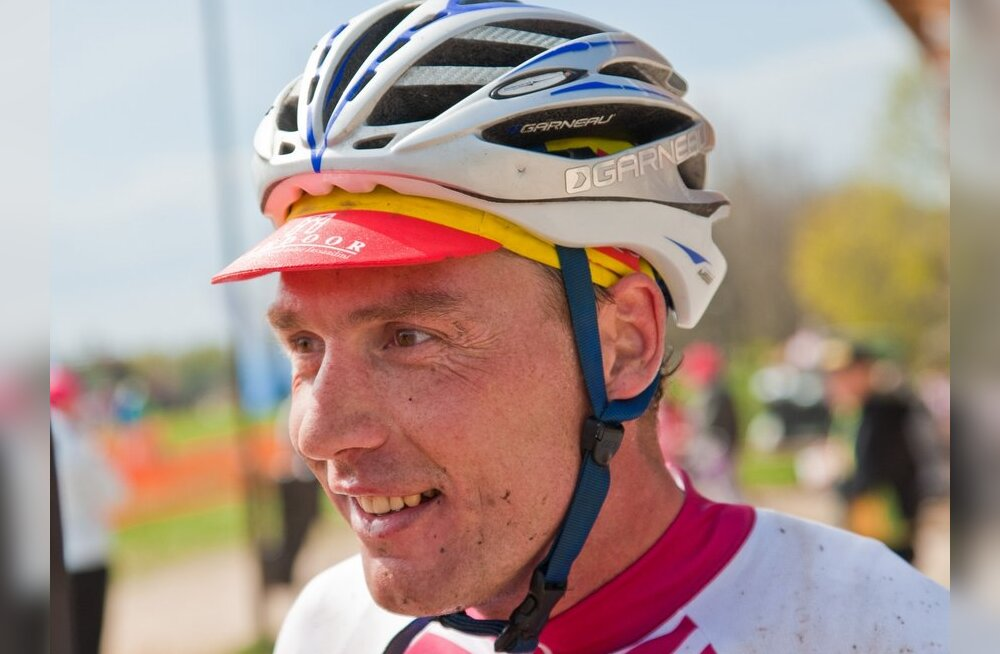 Erki Pütsep, jalgratas