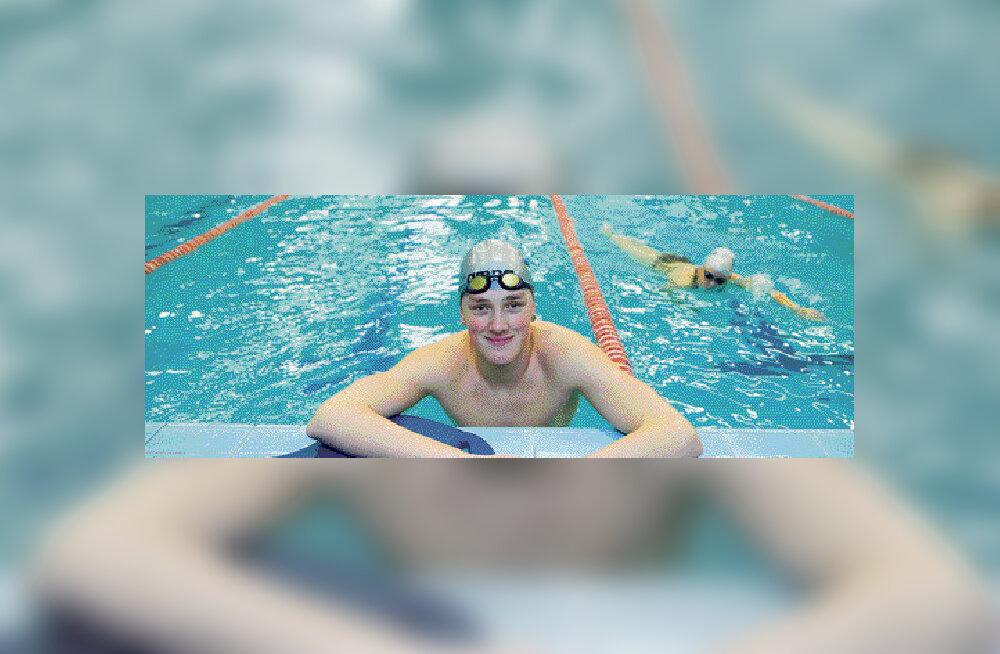 Pjotr Degtjarjov: ujumine on mul veres!