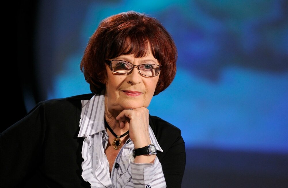 Eesti džässi esileedi Anne Erm on suure osa oma elust pühendanud muusikale.