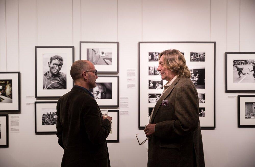 Juhan Kuusi fotonäituse avamine Londonis