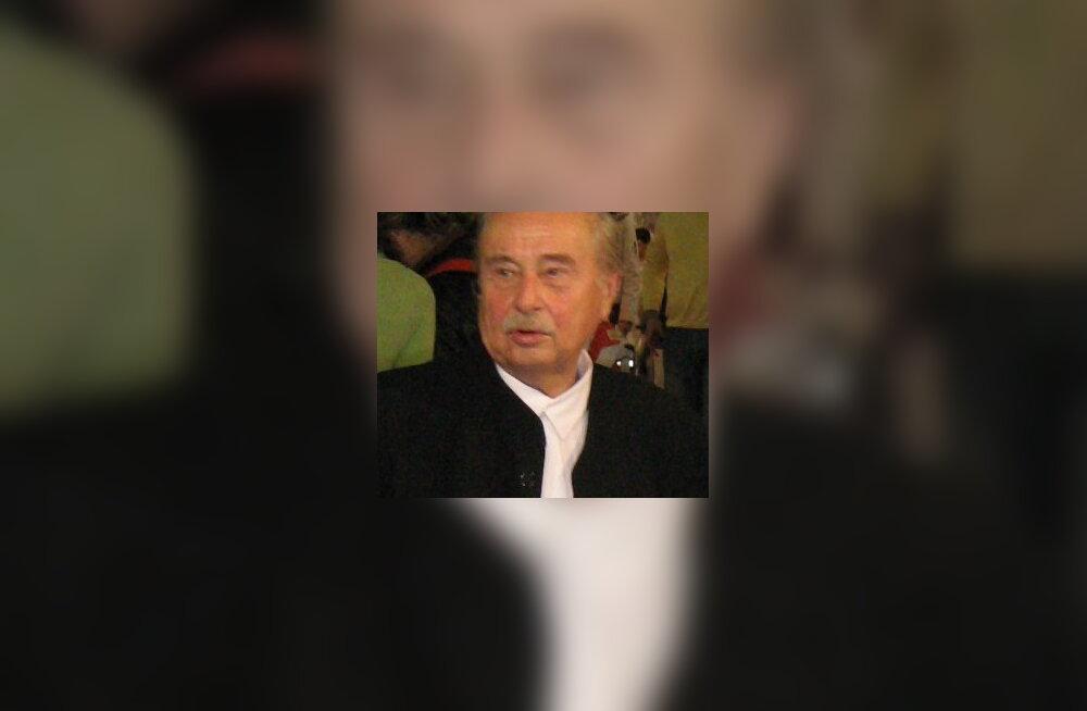 """Suri vihatuima rahva armastatuim kirjanik, """"Kasaari sõnastiku"""" autor Milorad Pavić"""