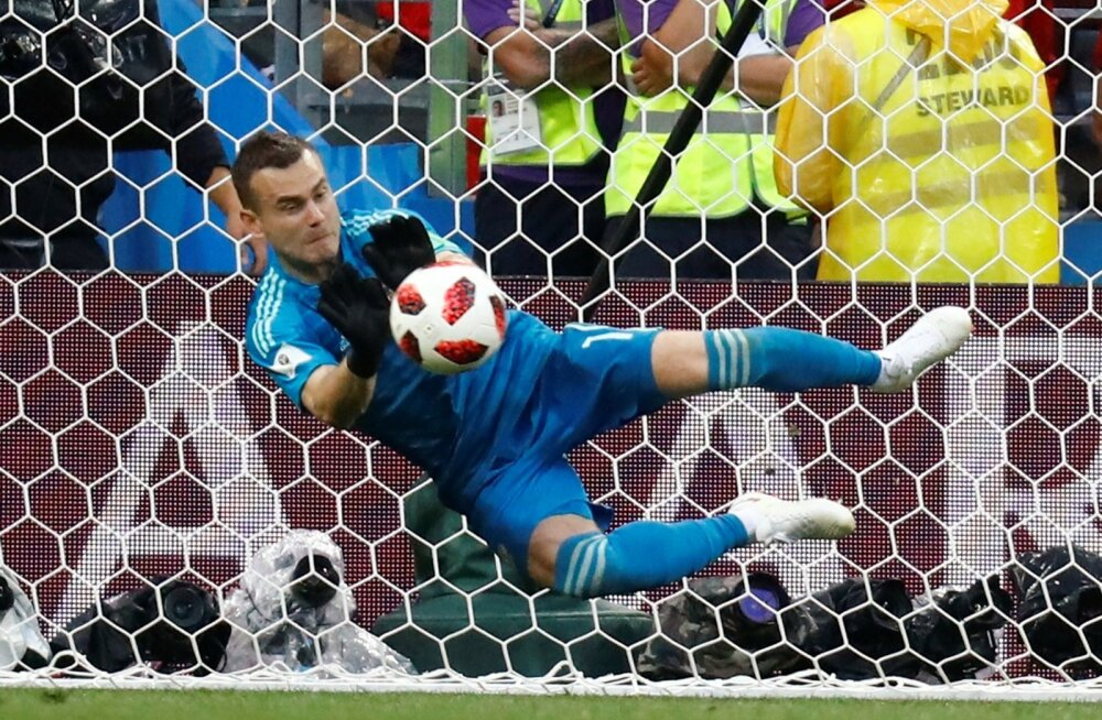 Hispaania vs Venemaa
