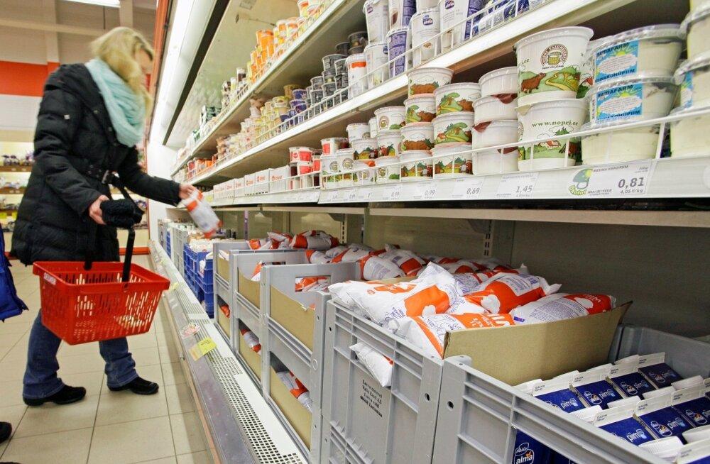 9 nippi, kuidas kulutusi toidule oluliselt vähendada