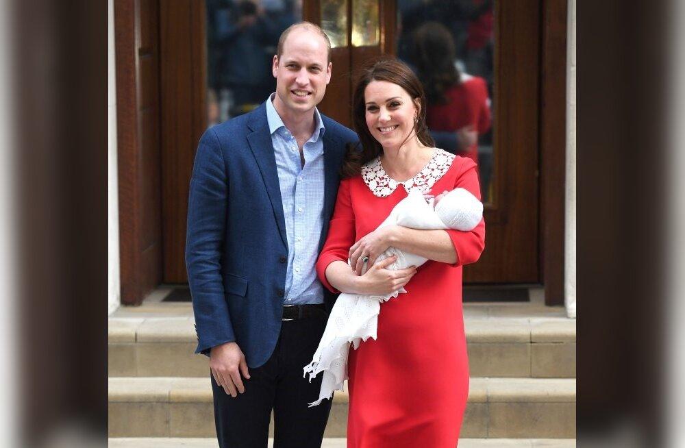 """Kate Middleton pole ju tavaline naine: """"Ta peabki välja nägema esinduslik ka kohe pärast sünnitust!"""""""