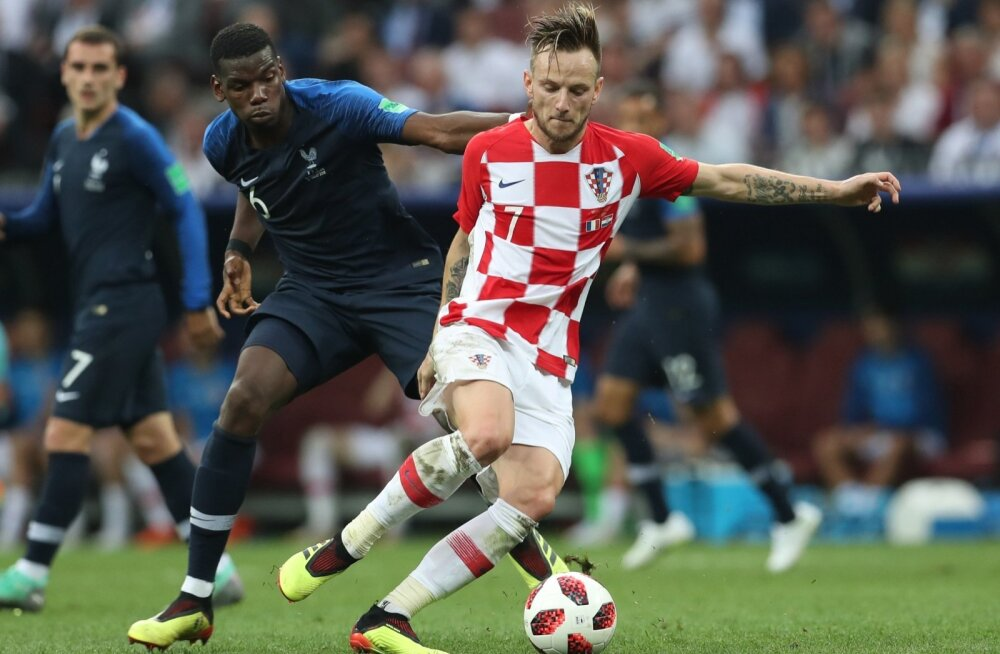 Ivan Rakitic MM-finaalis.