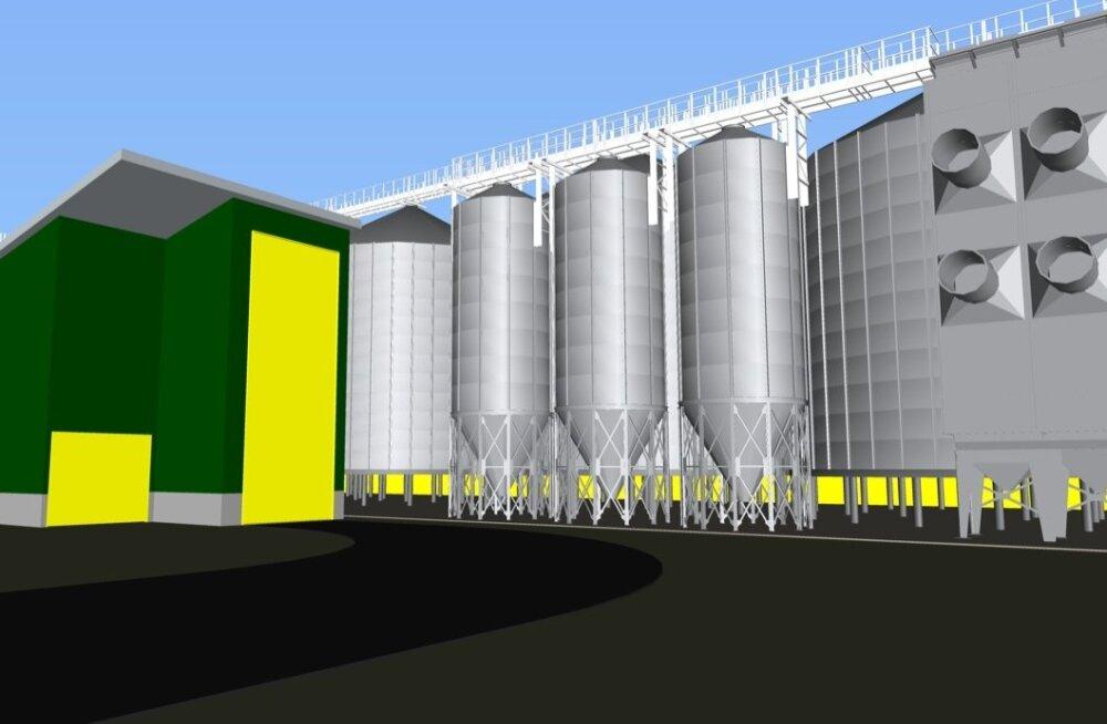 Piimatootjad rajavad Imaverre koogitehase