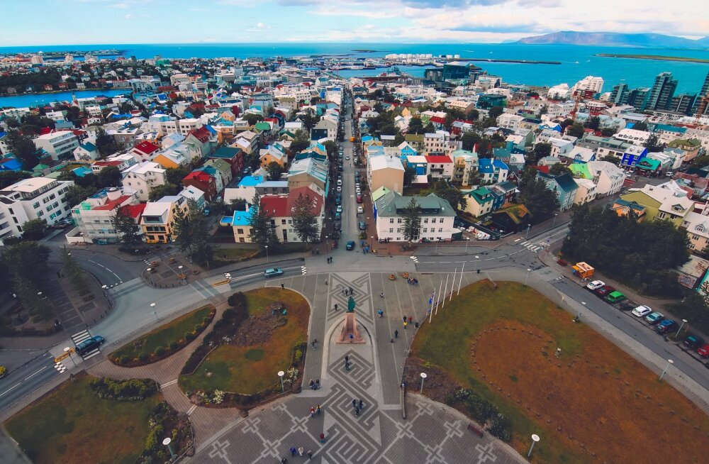 See pakkumine kehtib ainult täna! Edasi-tagasi otselennud Tallinnast Londonisse 35€, Reykjaviki 57€ ja palju muud