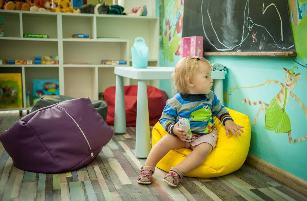 Triini blogi| Kas varakult lasteaeda pandud lapsest saab asja?