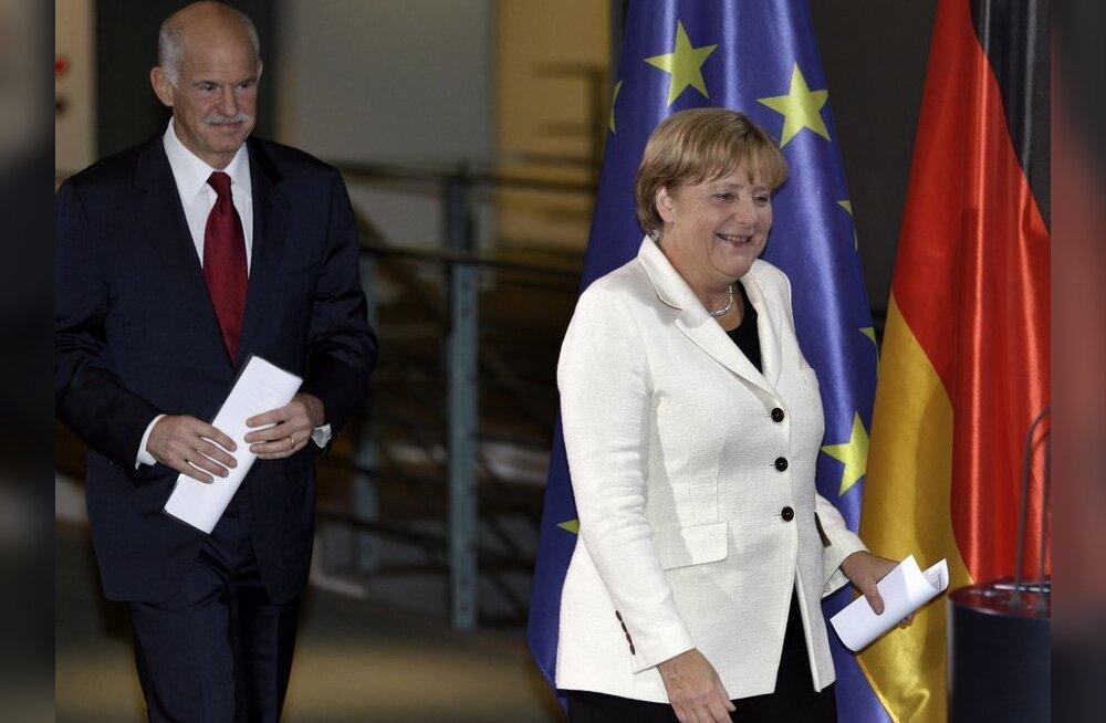 Bild: Saksa valitsus usub Kreeka pankrotti veel sel aastal