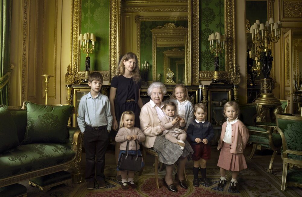 Briti kuningliku perekonna jaoks on käes tõeline beebibuum! Veel üks perekonnaliige on rase
