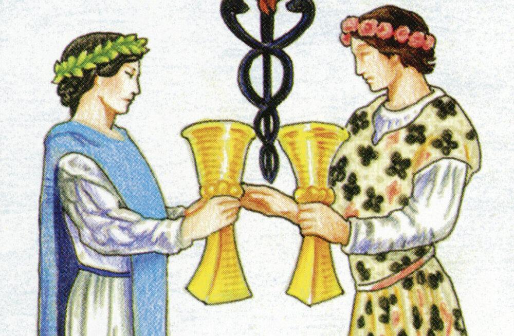 Nõid Anete kirjanurk: karikate 2 - heleroosa unistus või reaalsus