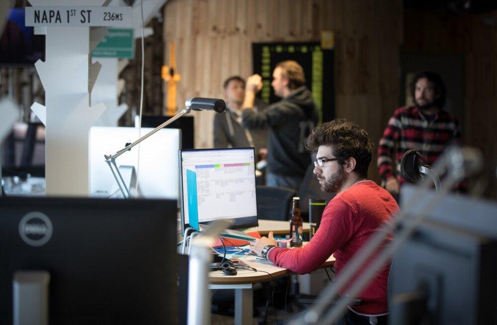 Ligi 40% Pipedrive'i töötajaid on välismaalased pea 20 riigist, igapäevane töökeel on inglise keel.