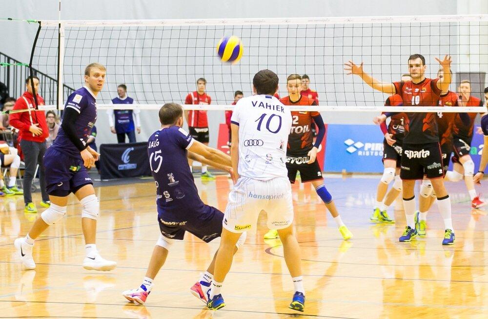 Saaremaa VK vs Selver Tallinn