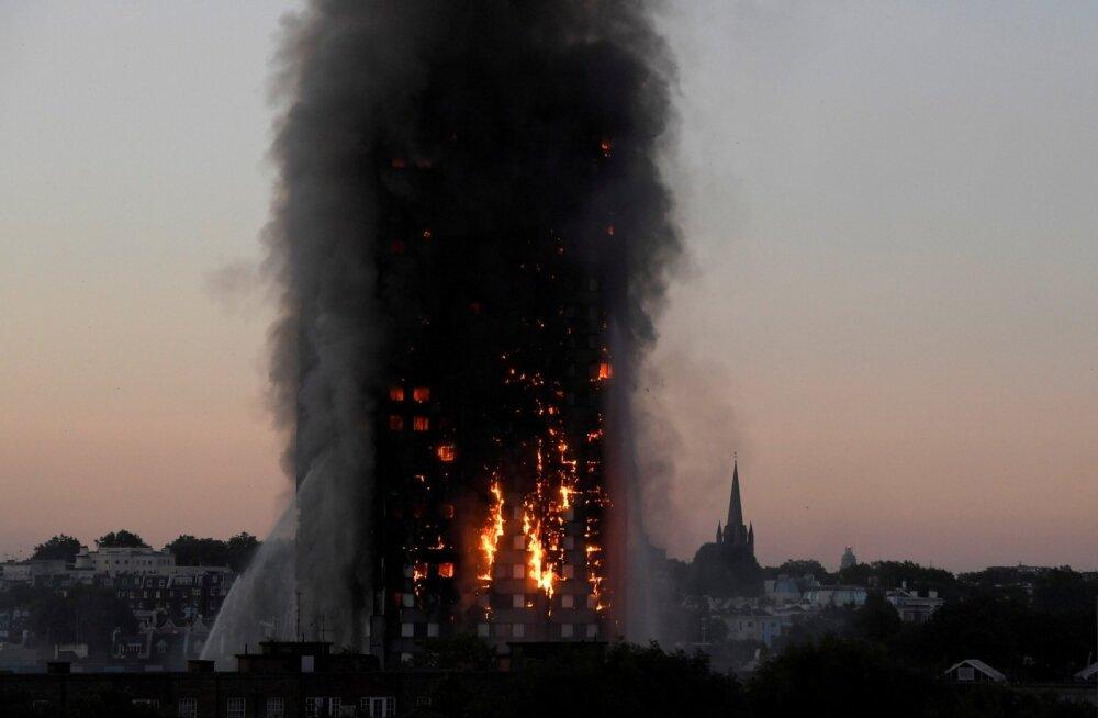 Whirlpooli Hotpointi brändi külmkapp oli süüdi Londoni Grenfell Toweri tulekahjus, milles selle aasta juunis hukkus 71 inimest.