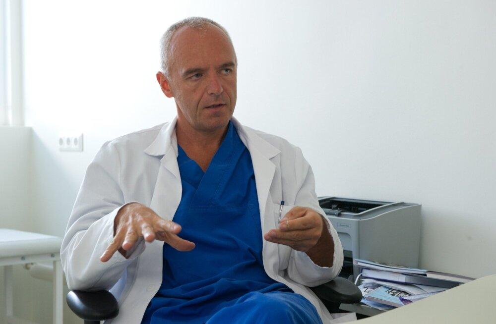 ilukirurgia eestis