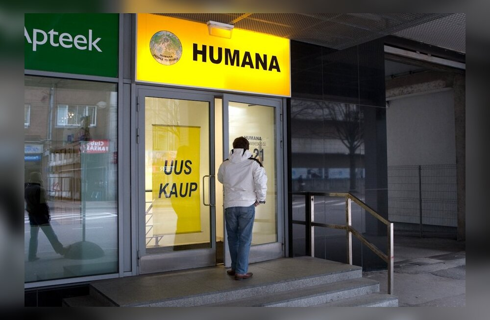 Humana: kaardimaksed võiks olla poole odavamad