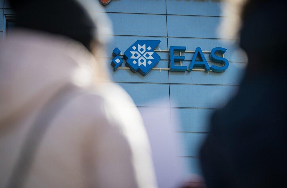 Totter bürokraatia käsib EAS-ilt raha tagasi küsida