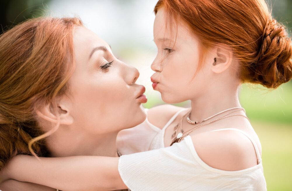 Viis lauset, mida sa ei peaks kunagi ütlema oma tütrele