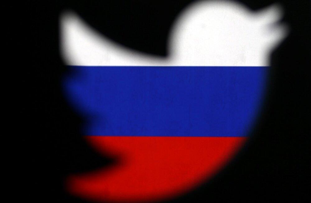 Raport: enamik NATO tegevust Balti riikides kommenteerivatest venekeelsetest Twitteri kontodest on robotid