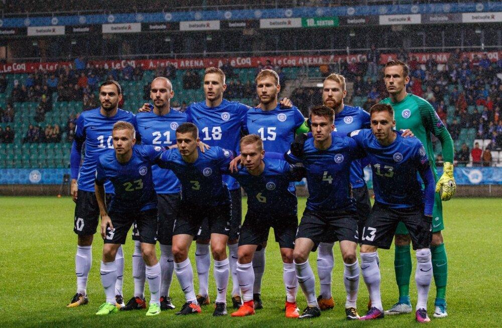 Eesti ning Bosnia ja Hertsegoviina mäng