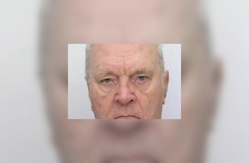 Полиция просит помощи в розыске 80-летнего Хельдура