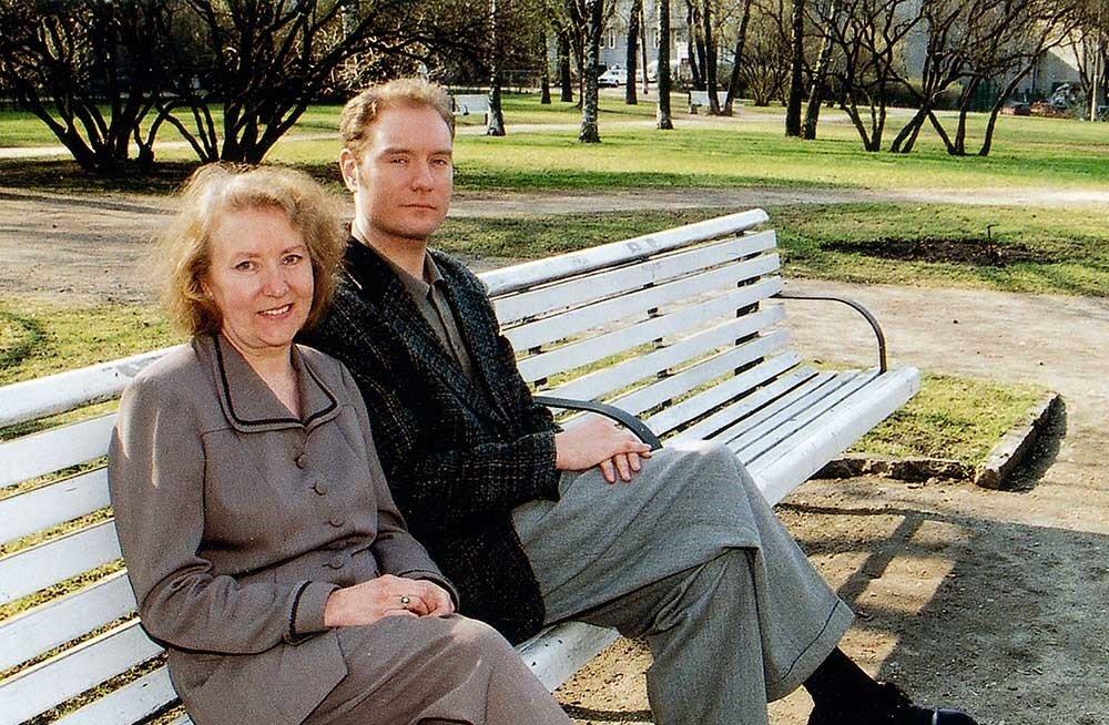 Sünnipäevalaps Mart Sanderi ema: ainult hellitades sai teda kasvatatud