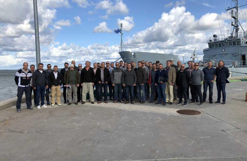Kaitseväe juhtkond arutas Saaremaal mere- ja rannikukaitset