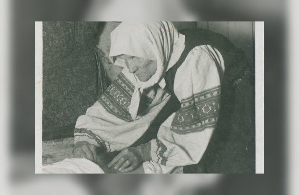 Miko Ode tasob, Setumaa, 1923