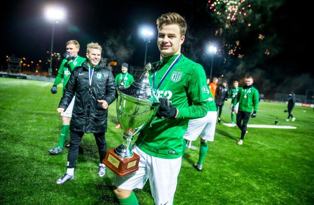 FC Flora vs Nõmme Kalju Superkarikafinaal