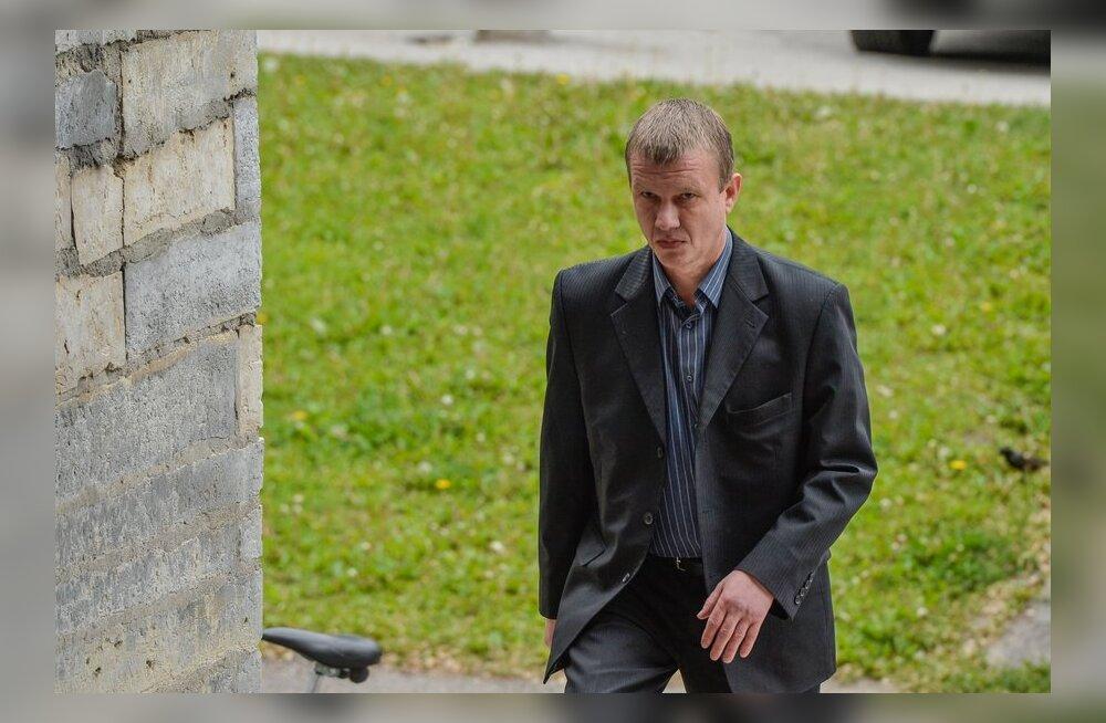 Riigiprokuratuur lõpetas kriminaalasja politsei endise sisekontrolli juhi Meelis Tanieli osas