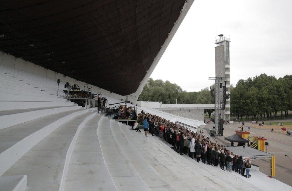 GRAAFIK | Eestis on 40 000 koorilaulu ja 23 000 rahvatantsu harrastajat