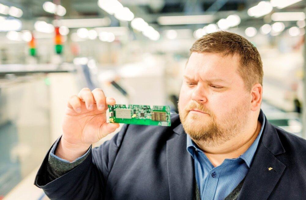 Производитель электроники: частица высоких технологий Эстонии — в каждом доме Скандинавии