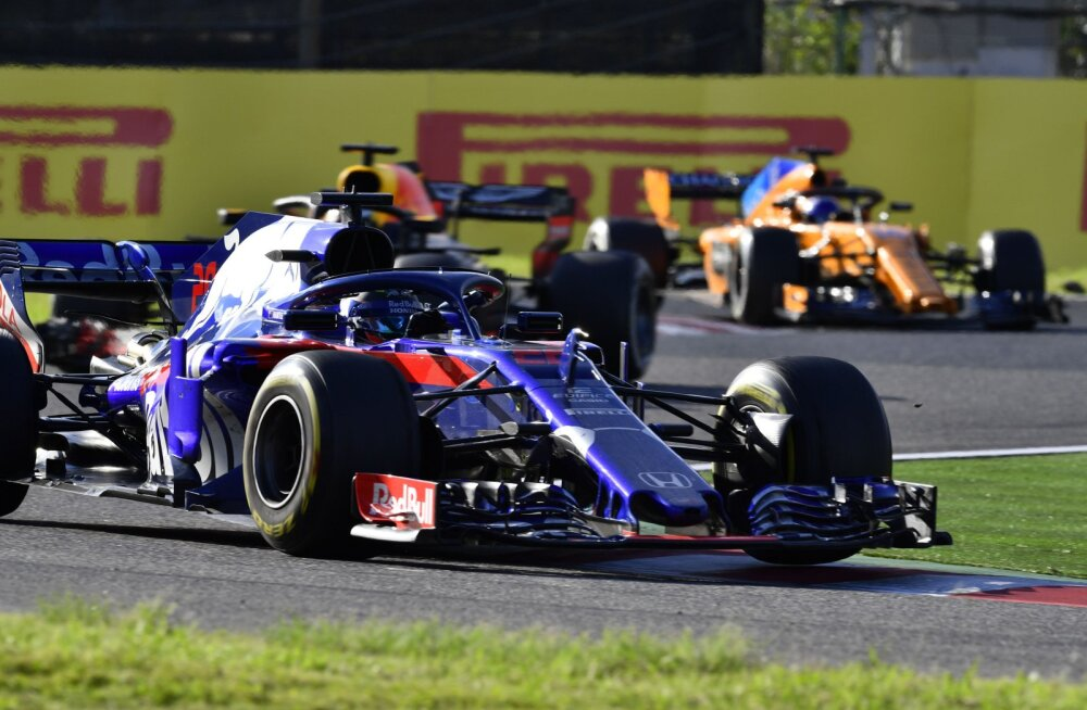 Šveitsi ajaleht: Toro Rosso on 2019. aastaks teinud väga üllatava sõitjatevaliku