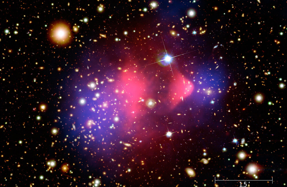 Eesti kosmoloogid osalevad vaatlusprojektis, kus kaardistatakse sadade miljonite galaktikate asukohad tumeenergia uurimiseks