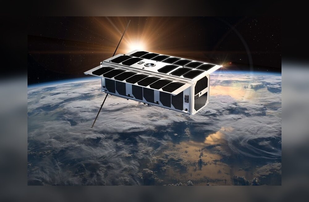 Hooandja: Anneta raha Eesti teise satelliidi ehituseks. Kümme päeva veel