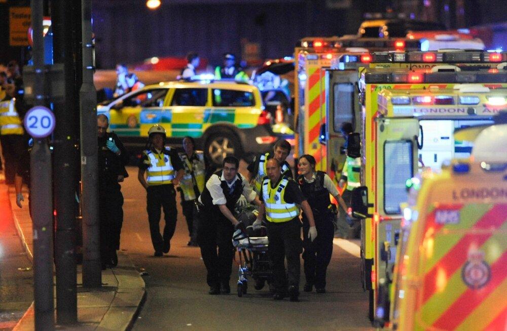 Politsei reageeris rünnakule kiiresti ning juhtunu lahendati kõigest kaheksa-üheksa minutiga.